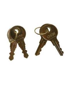 Keys for Commercial Pedestals & Cabinets