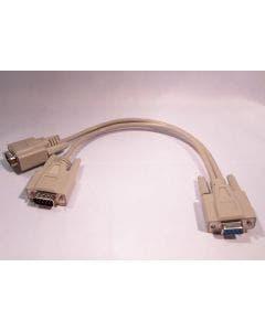 DB9 Y Cable