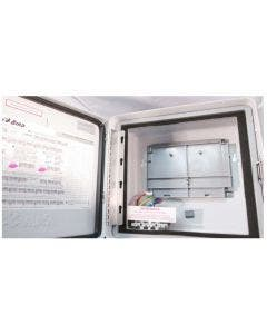 ESP Wall Mount Cabinet with Transformer