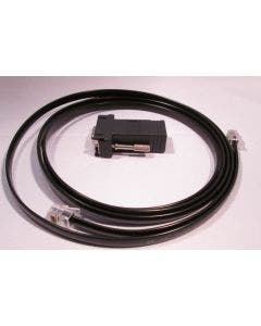 Programming cable for MDS radios