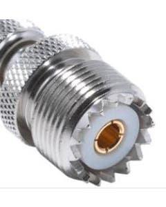 UHF - Female / UHF - Female Adapter